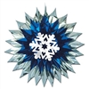 Snowflake Fan-Burst