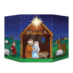 Nativity Stand-Up