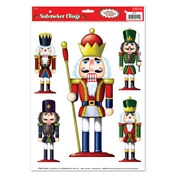 Nutcracker Clings