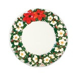 Poinsettia Small Plates (10/pkg)