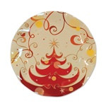 Christmas Tree Large Plates (10/pkg)