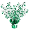 Shamrock Gleam N Burst Centerpiece 15 inches