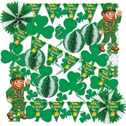 St. Patrick Day Decoration Kit