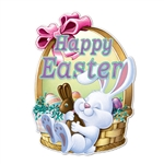 Easter Basket Sign
