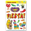 Fiesta Window Clings (14/sheet)