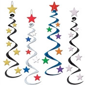 Star Whirls (Select Color)