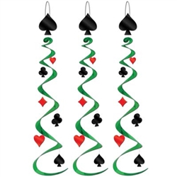 Poker Decorations