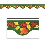 Autumn Border Trim (12 pcs/pkg) Total 37 feet