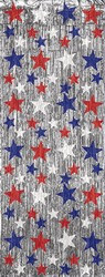 Patriotic Star 1-Ply Gleam 'N Curtain
