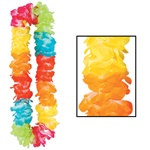 Silk N Petals Double-Soft Leis (1/pkg)
