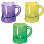 Mini Mardi Gras Mug Shots