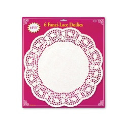 Paper Lace Doilies 14½in  (6/Pkg)