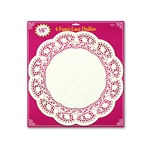 Paper Lace Doilies, 16½in  (4/Pkg)