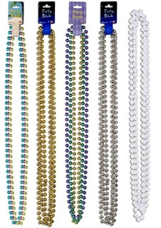 Party Beads (3/pkg) - Choose Color