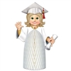 Girl Graduate Centerpiece, 11 inches (1/Pkg)