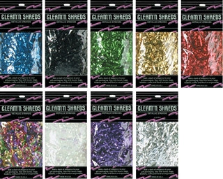 Gleam N Shreds (Select Color)
