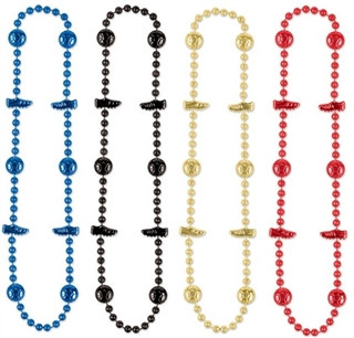 Soccer Beads (Select Color)