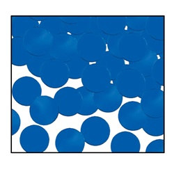 Blue Fanci-Fetti Dots (1 ounce/pkg)
