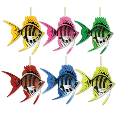 Assorted Deep Sea Tropical Fish (10 inch)