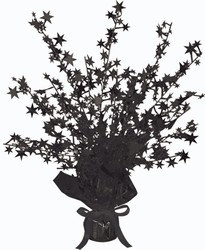 Black Star Gleam 'N Burst Centerpiece