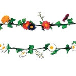 Daisy Garland (Assorted Designs) (1/pkg)