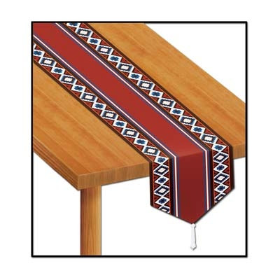 Western Table Runner