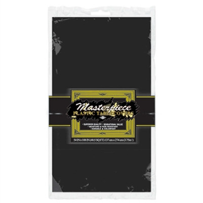 Rectangular Tablecover - Black