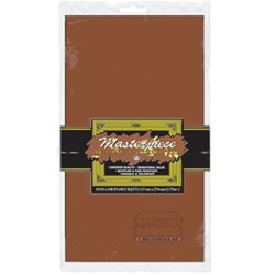 Chocolate Brown Rectangular Tablecover