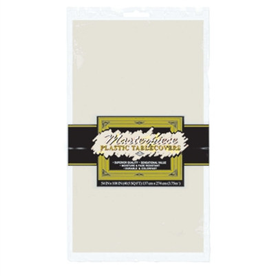 Rectangular Tablecover - Ivory