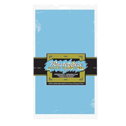 Rectangular Tablecover - Light Blue