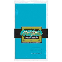 Turquoise Rectangular Tablecover