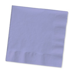 Lavender Lunch Napkins (50/pkg)