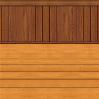 Western Floor/Wainscoting Backdrop