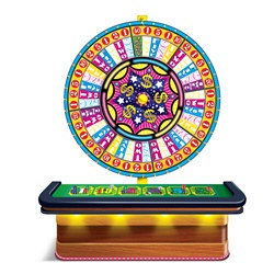 Wheel Of Fortune Casino Prop