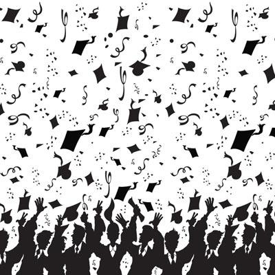 Graduation Backdrop PartyCheap