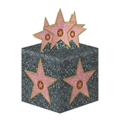 Hollywood Star Favor Boxes (3/pkg)