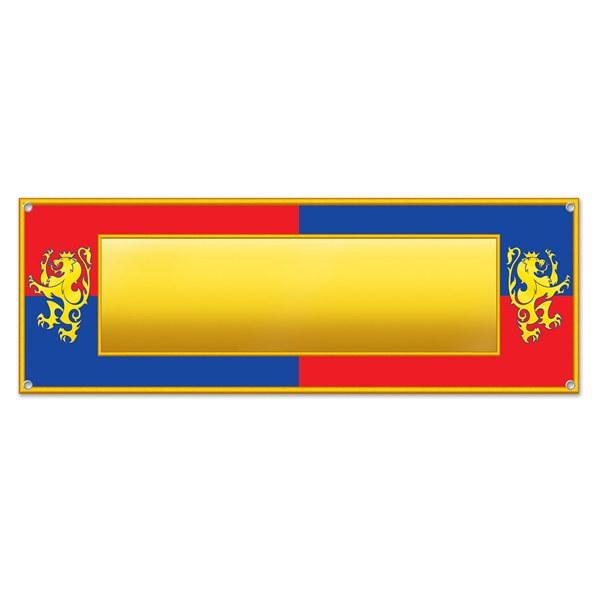 Medieval Sign Banner