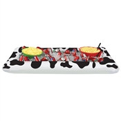 Cow Print Buffet Cooler