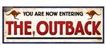 Outback Sign