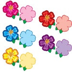 Message Flowers (10/pkg)