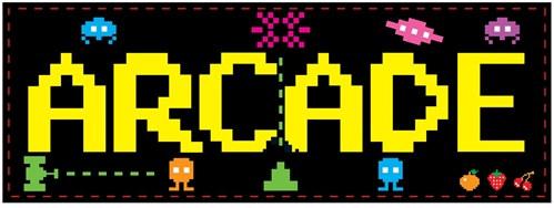 Arcade Sign Partycheap