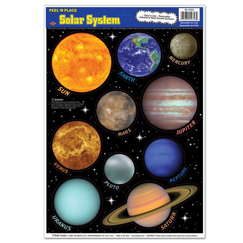 Solar System Planets Cutouts - Pics about space