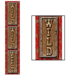Jointed Wild Wild West Pull-Down