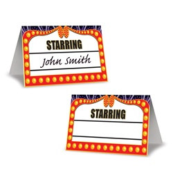 Awards Night Place Cards (8/pkg)