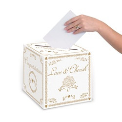 Wedding Card Box, 9 inch