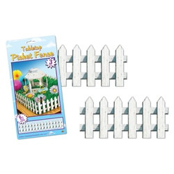 Tabletop Picket Fence (3/pkg)
