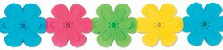 Flower Garland, 12 feet (1/pkg)