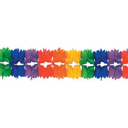 Rainbow Pageant Garland