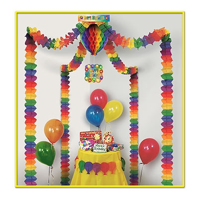 Birthday party canopy partycheap - Cheap circus decorations ...