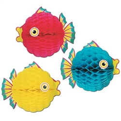 tissue buble fish